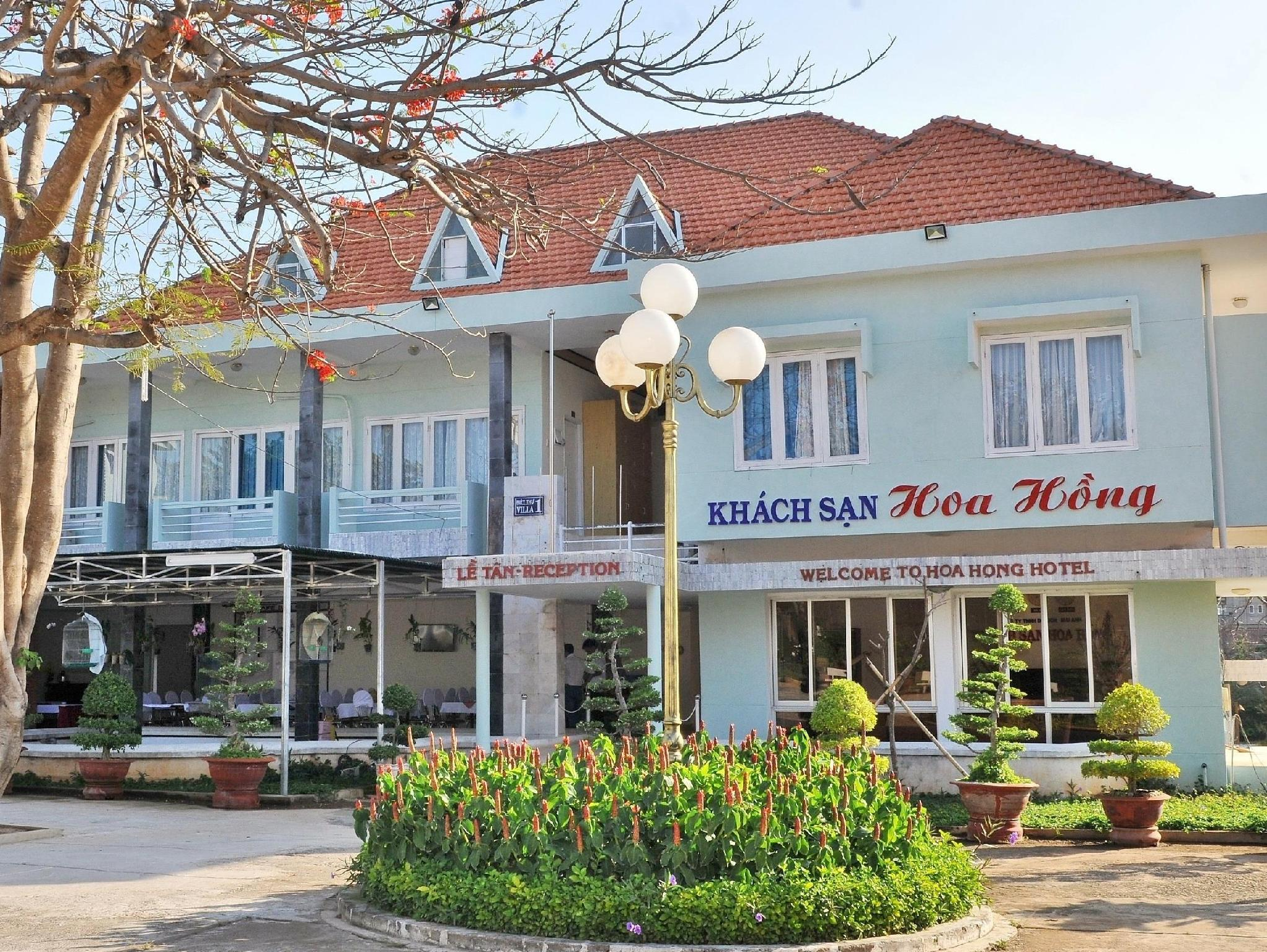 Khách Sạn Hoa Hồng Vũng Tàu