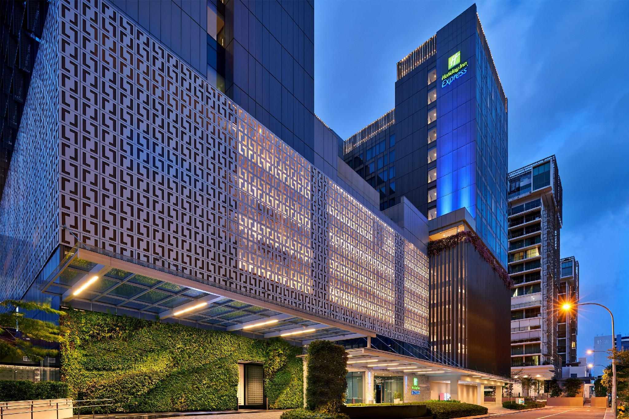 Holiday Inn Express Singapore Katong, Bedok