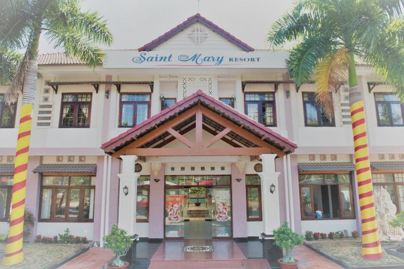 Saint Mary Beach Resort and Spa