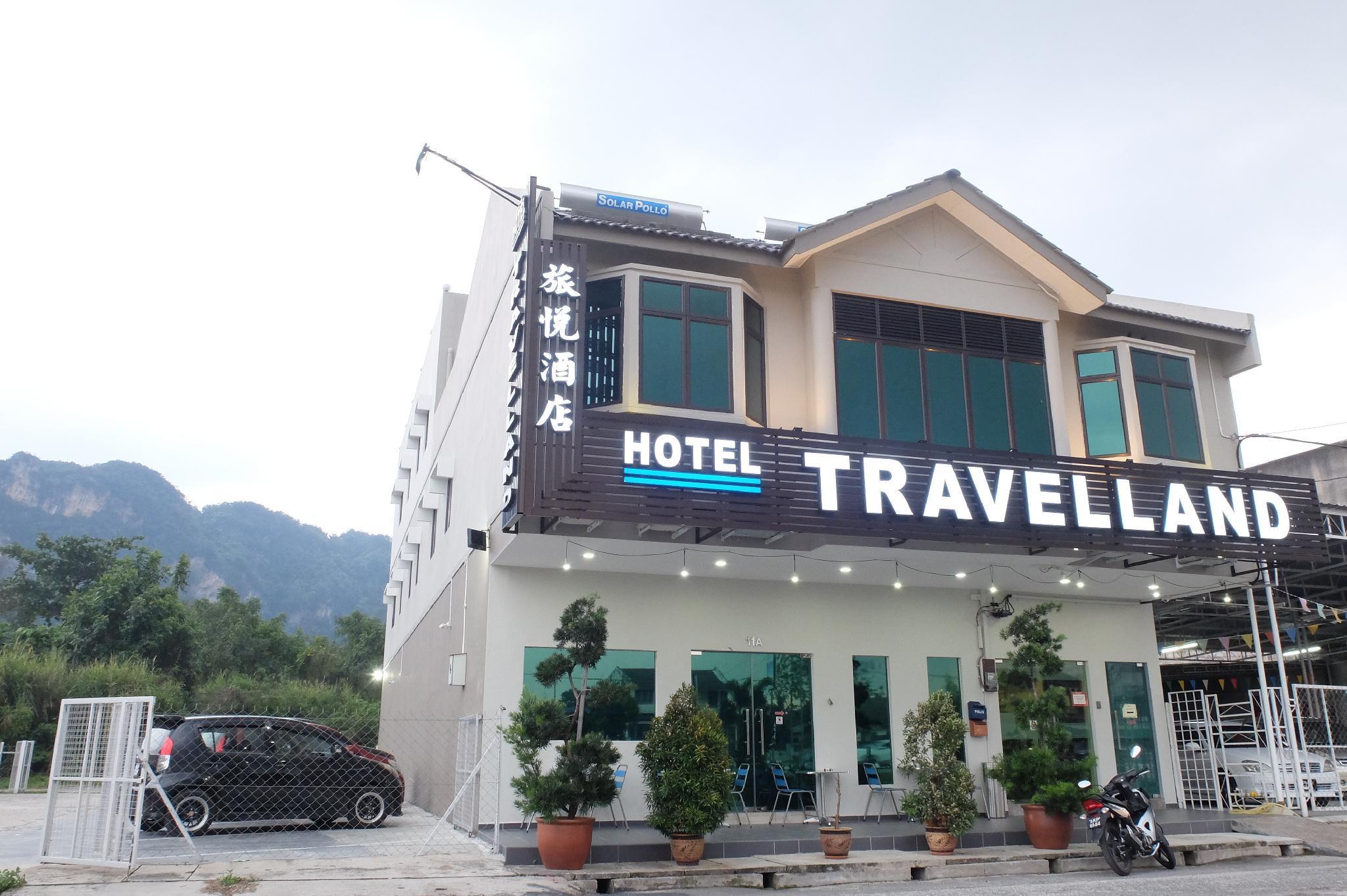 Travelland Hotel, Kinta