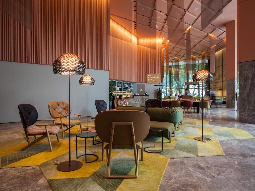 Oasia Hotel Downtown, Singapore | Business District