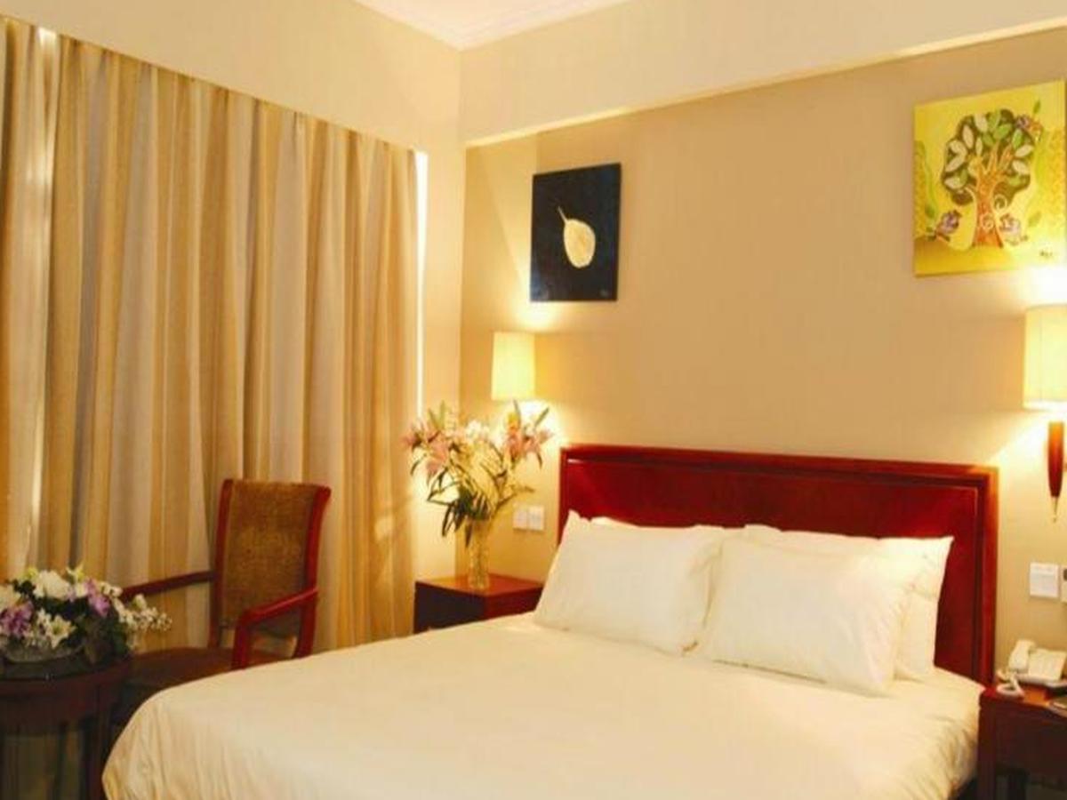 GreenTree Inn Beijing Daxing Xingye Street Liyuan Business Hotel, Beijing