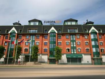 Amrita Hotel, Liepaja