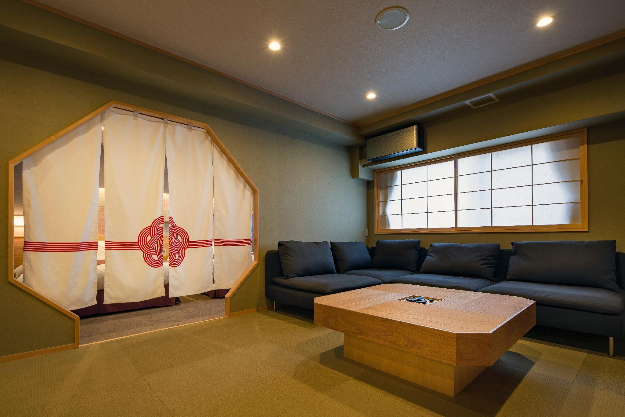Ookini Ryokan and Apartment, Osaka