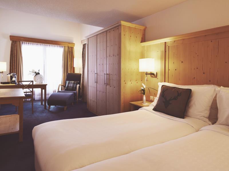 Arabella Hotel Waldhuus Swiss Quality, Prättigau/Davos