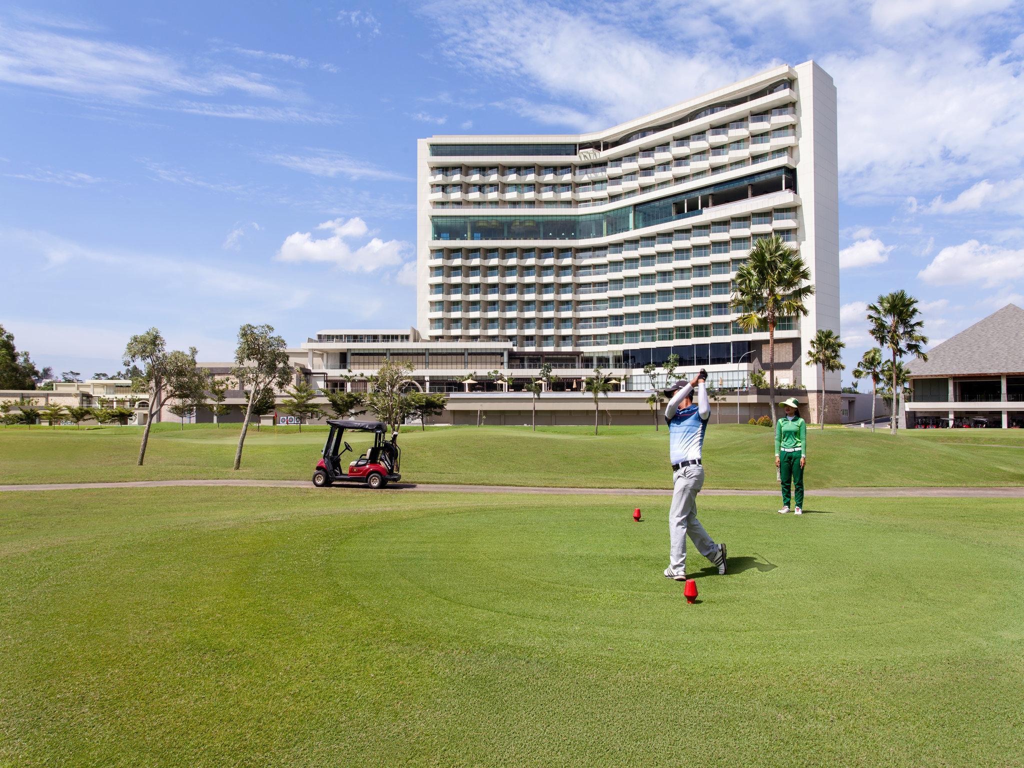 Radisson Golf and Convention Center Batam