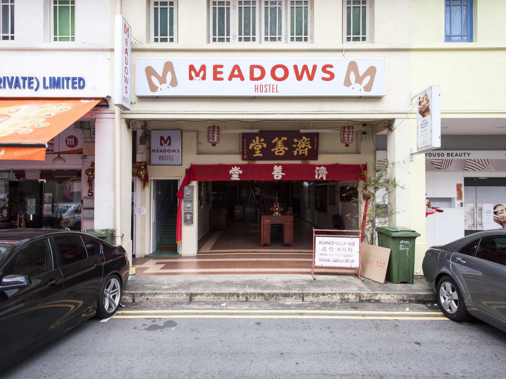 Meadows Hostel, Rochor