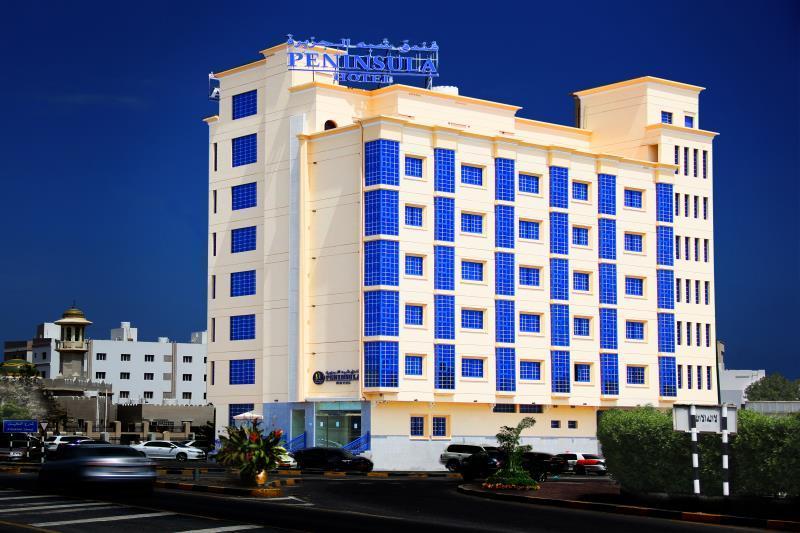 Peninsula Hotel, A Seeb