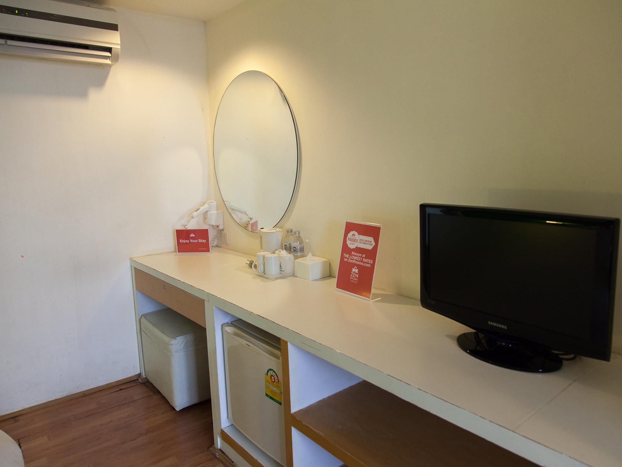 ZEN Rooms Petchburi Soi 17, Ratchathewi