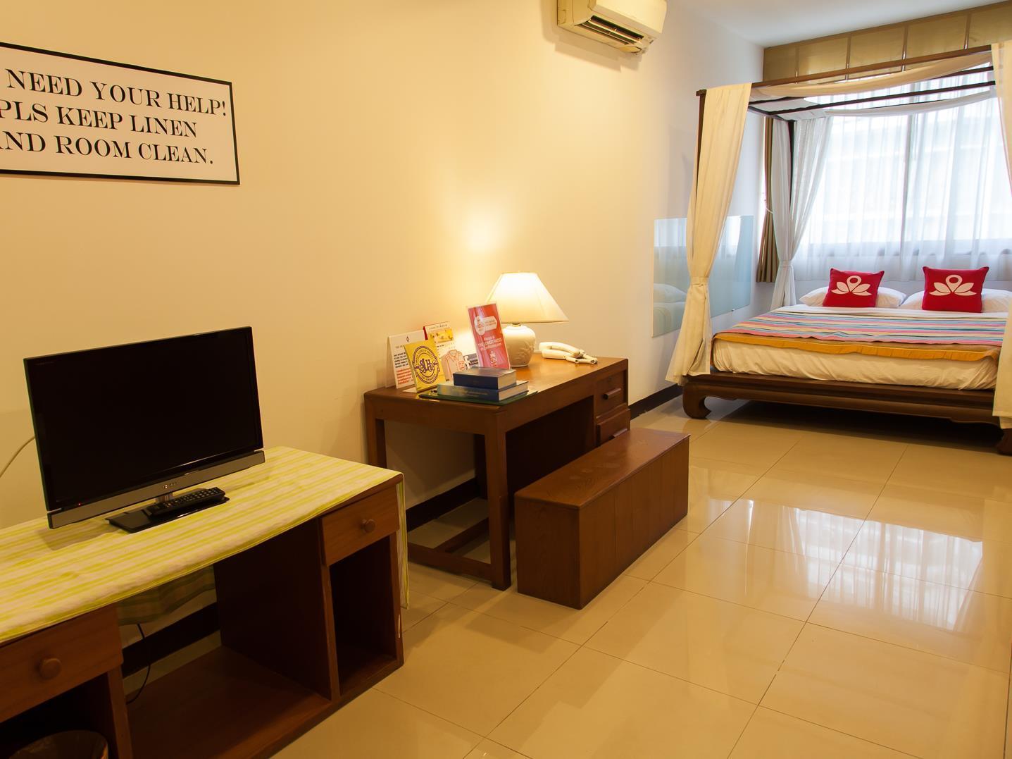 ZEN Rooms Best Pratunam, Ratchathewi