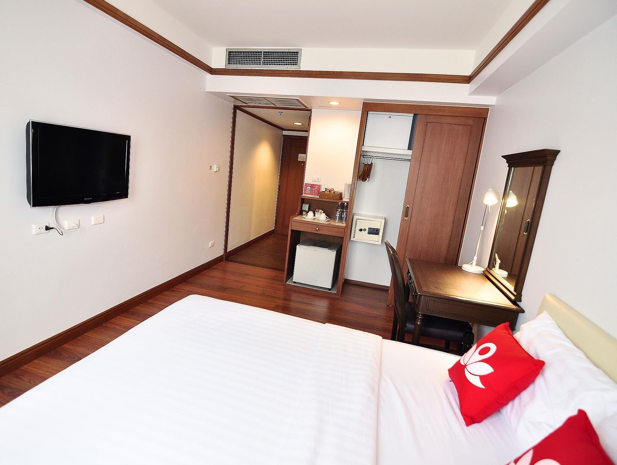 ZEN Rooms Silom Soi 22, Bang Rak