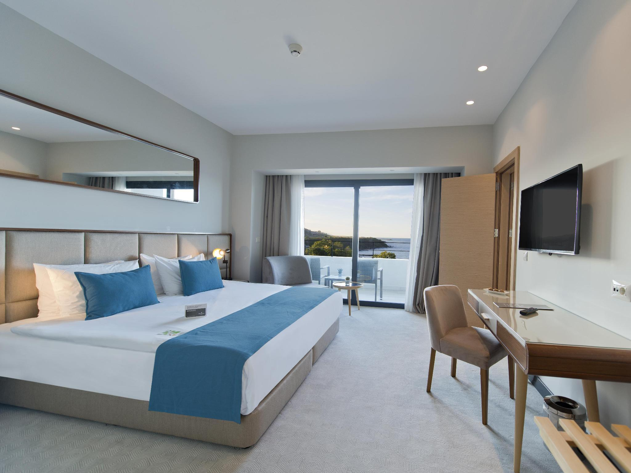1 King Bed Room Sea View