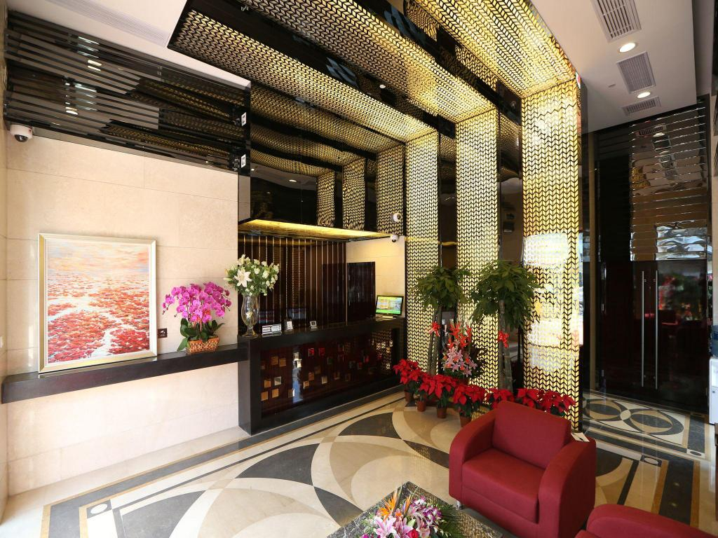 best price on shanghai forson international boutique hotel