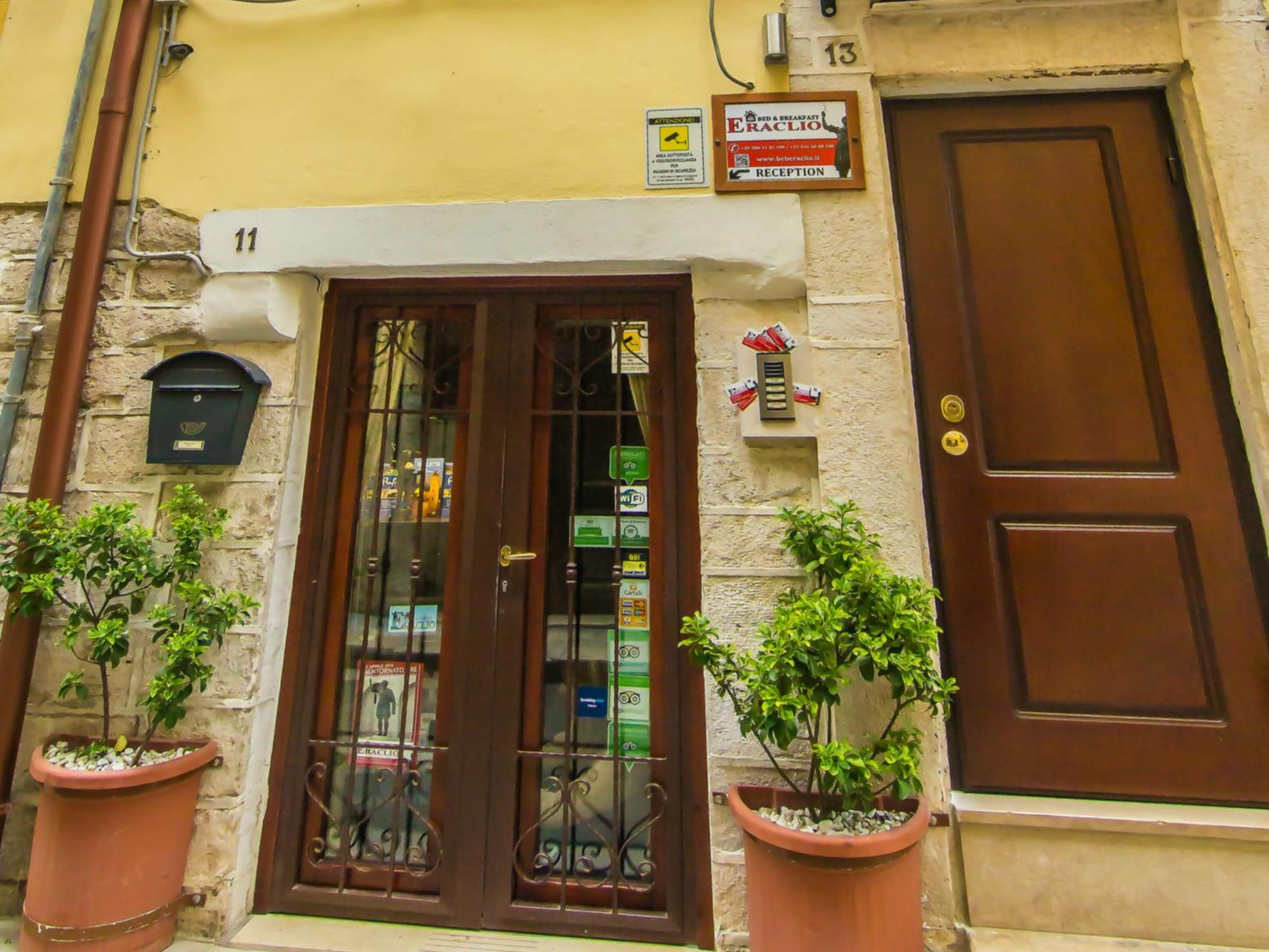 Bed and Breakfast Eraclio, Barletta-Andria-Trani