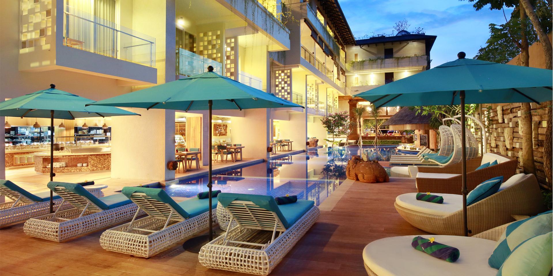 Jimbaran Bay Beach Resort and Spa