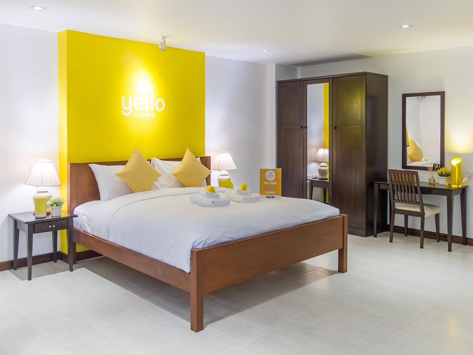 Yello Rooms, Pom Pram Sattru