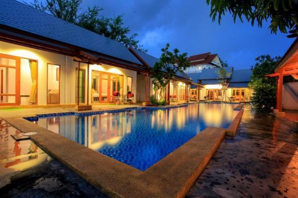 Ardea Resort Pool Villa Amphawa