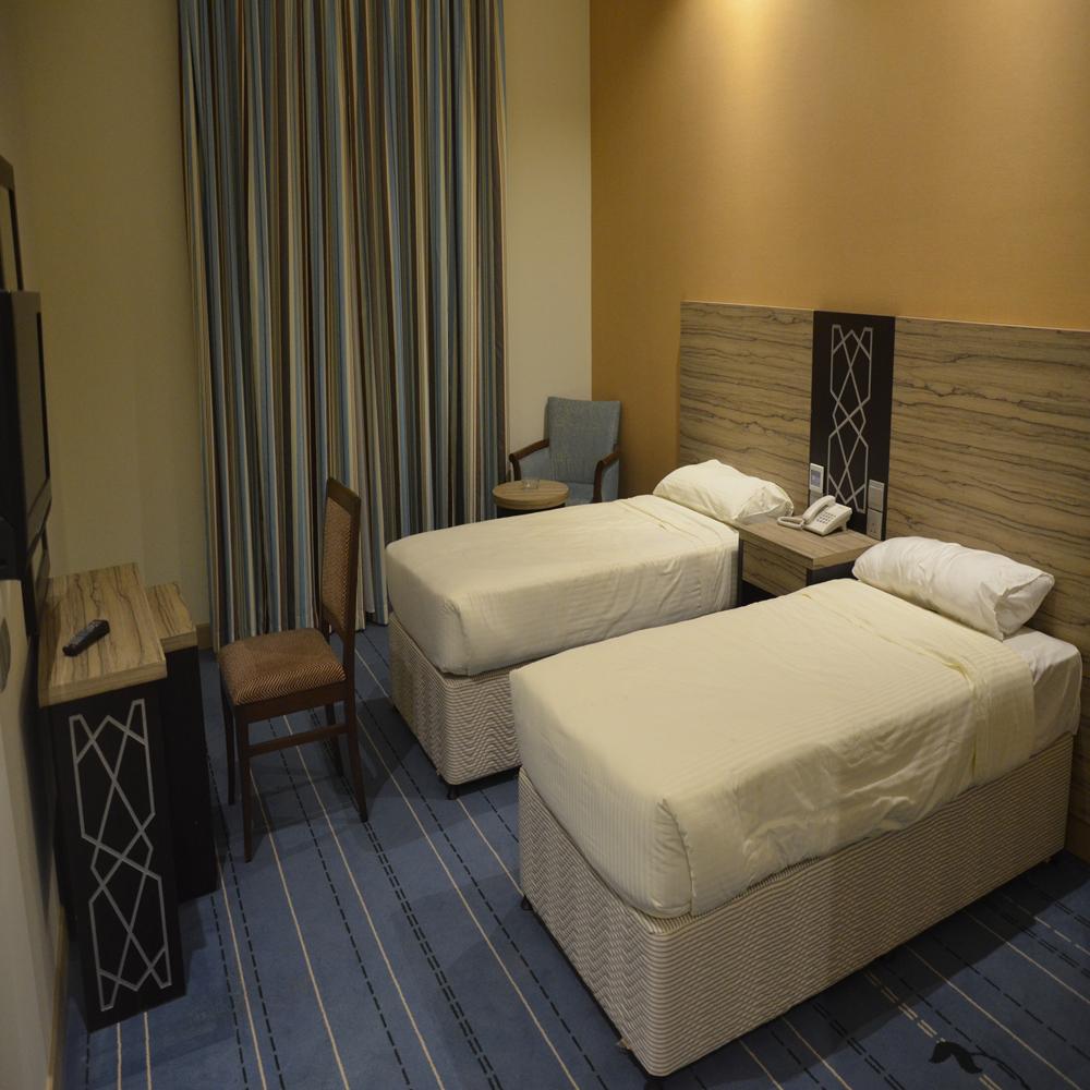 Al Rawda Hotel,
