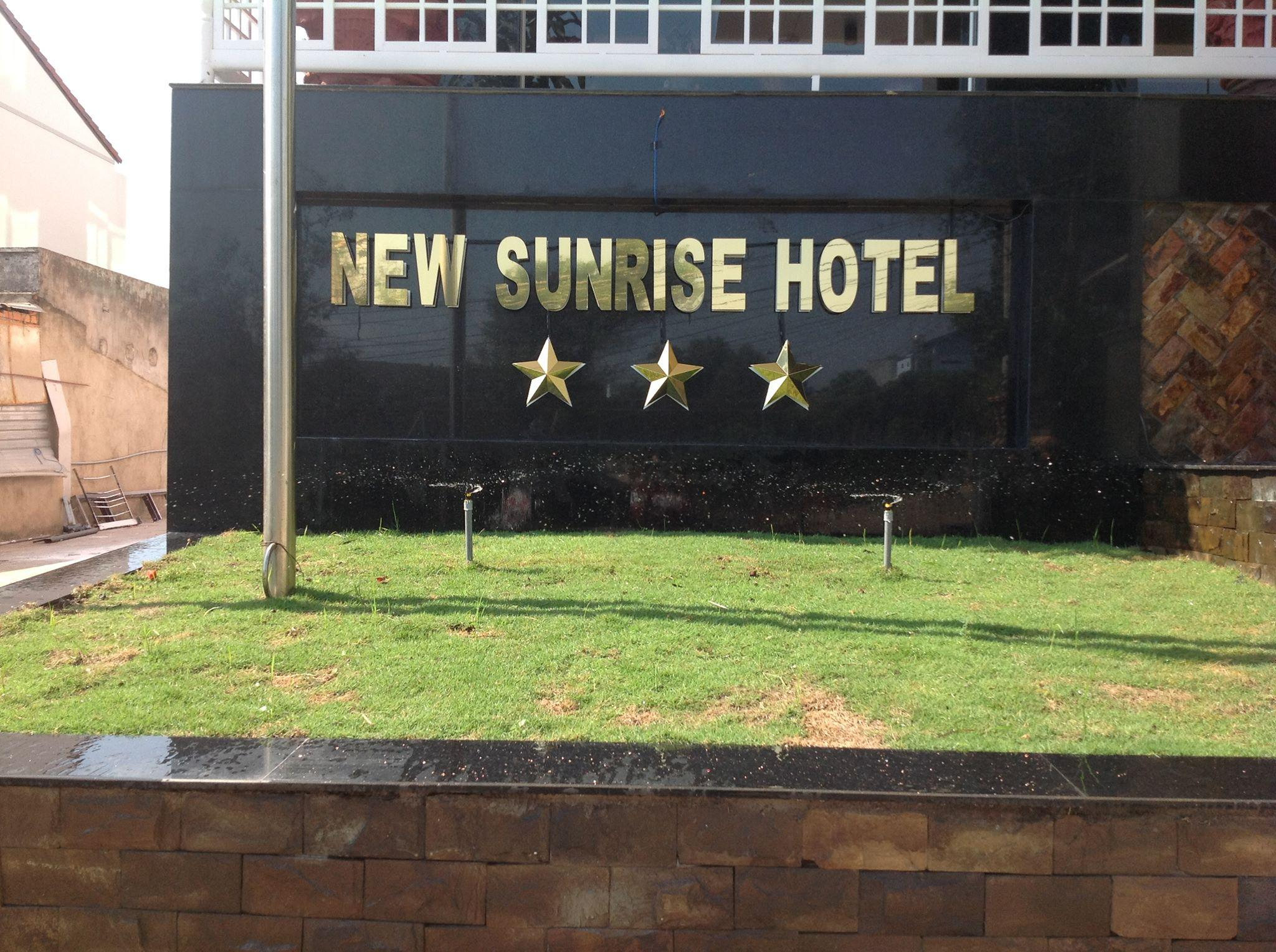 New Sunrise hotel, Đăk Glong