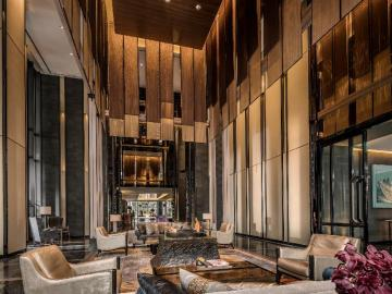 Best Hotels in Seoul : Four Seasons Hotel Seoul