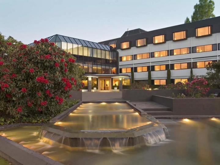 Best Hotels in Christchurch: The George
