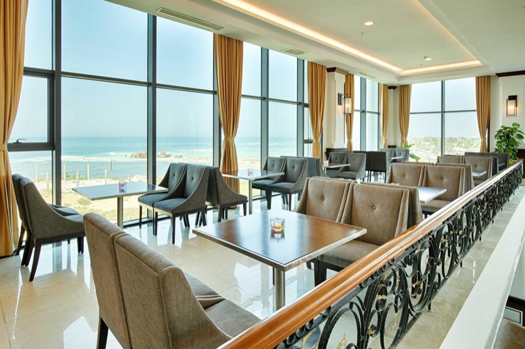 cafe view biển tại lý sơn- mường thanh lý sơn