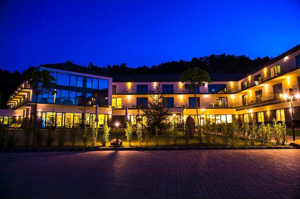 Castellum Hotel Holloko, Szécsény