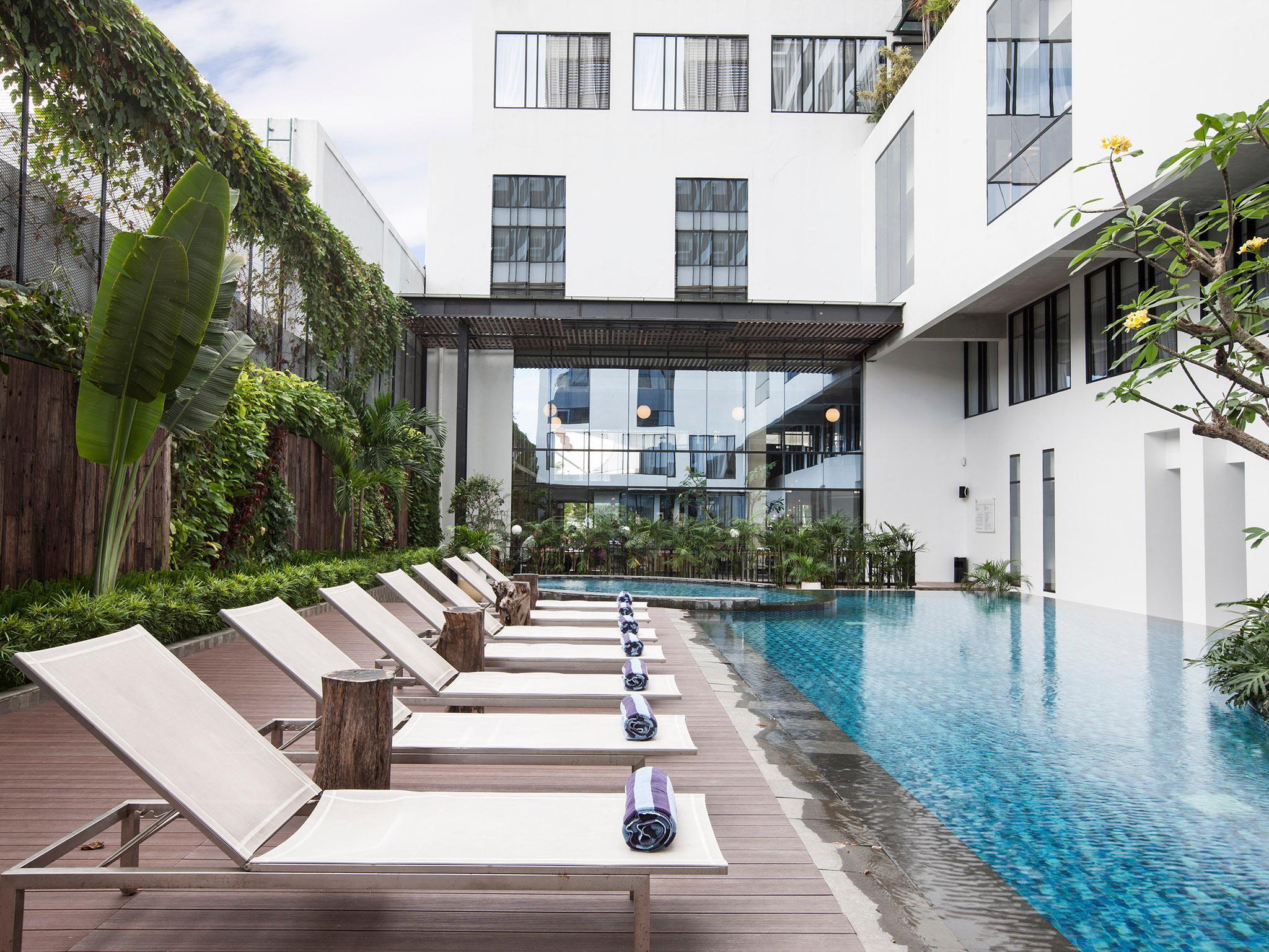 Gaia Cosmo Hotel Yogyakarta