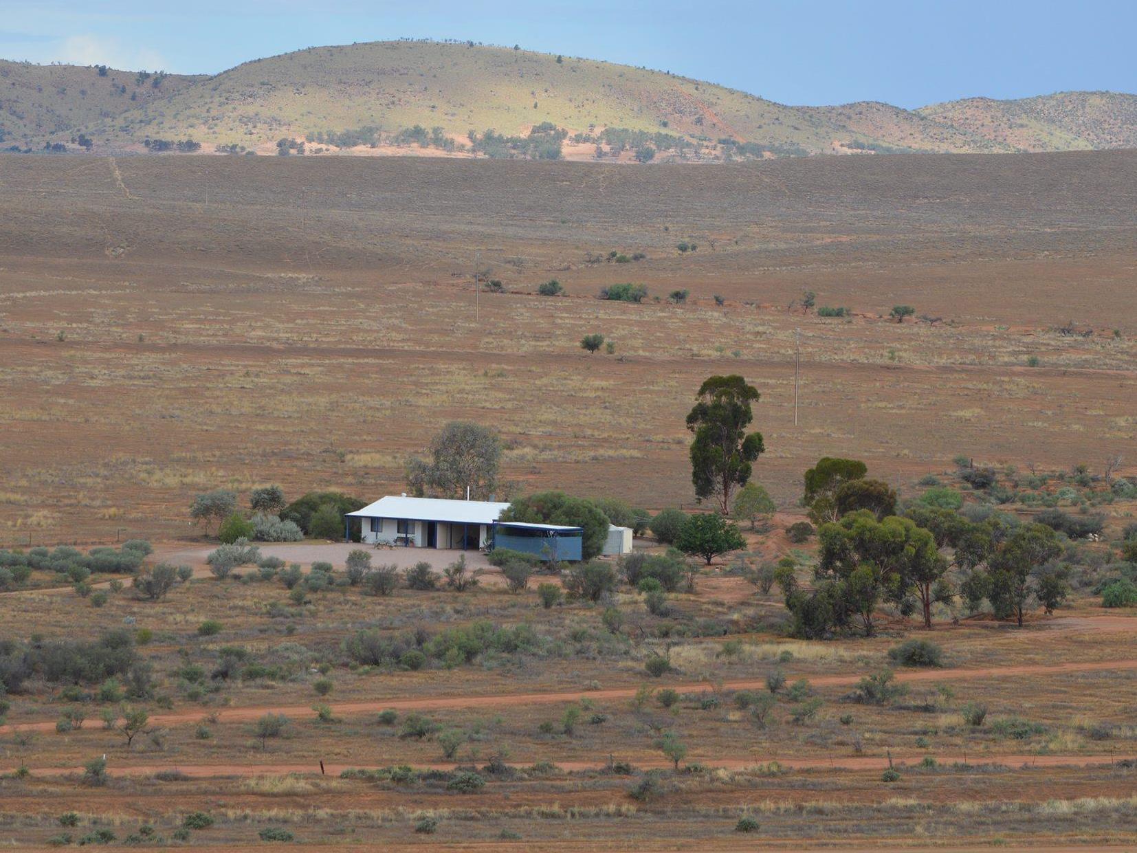 Windana Cottages, Flinders Ranges