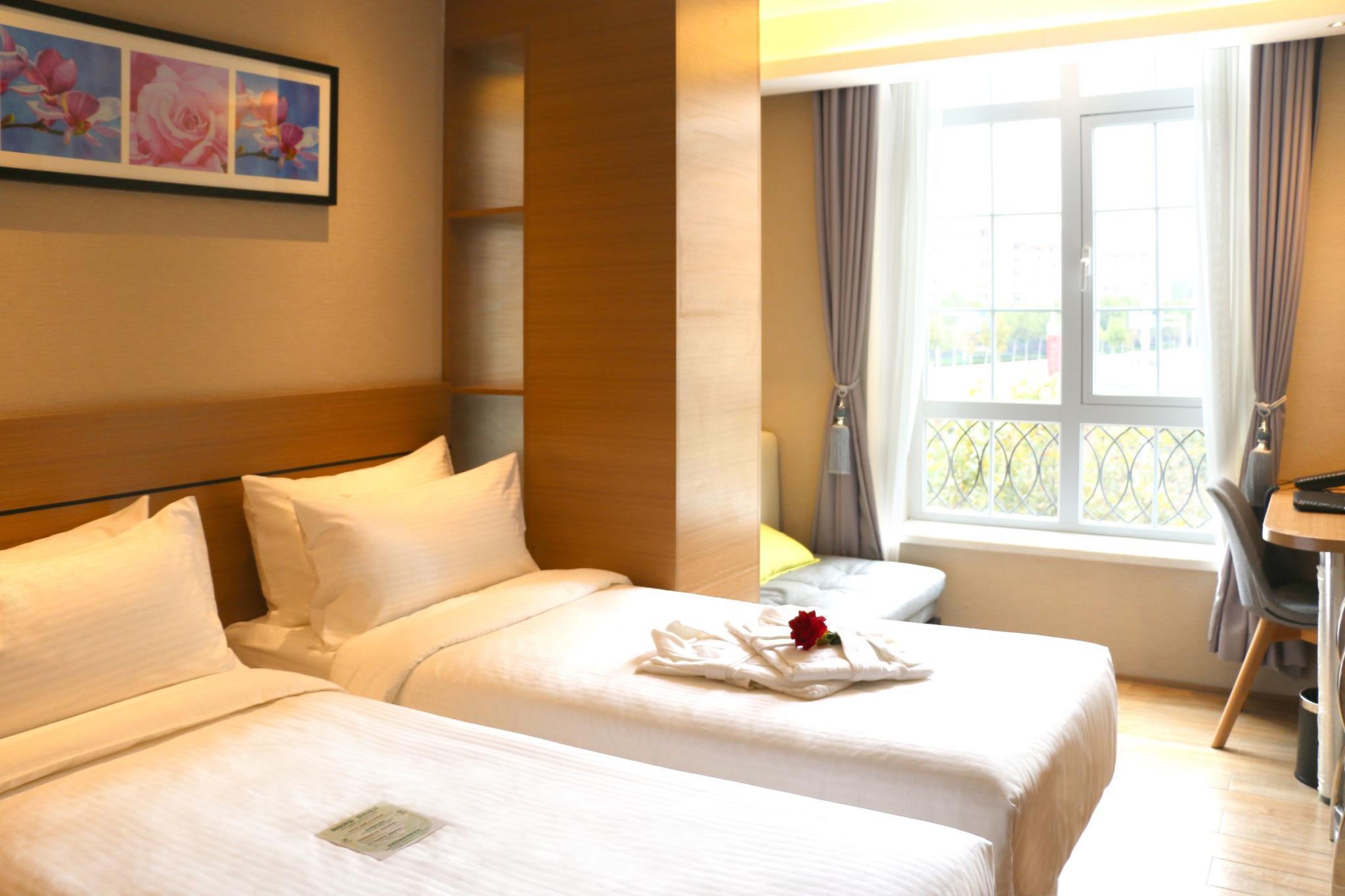 Bridal Tea House Hotel Yantai Zhi Fu, Yantai