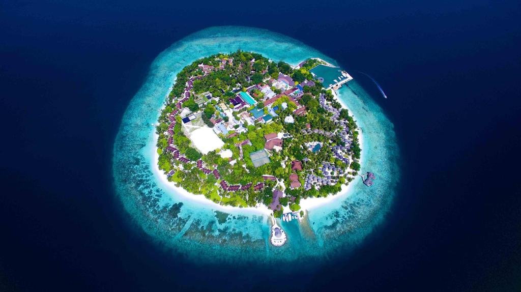 Maldives business hotel
