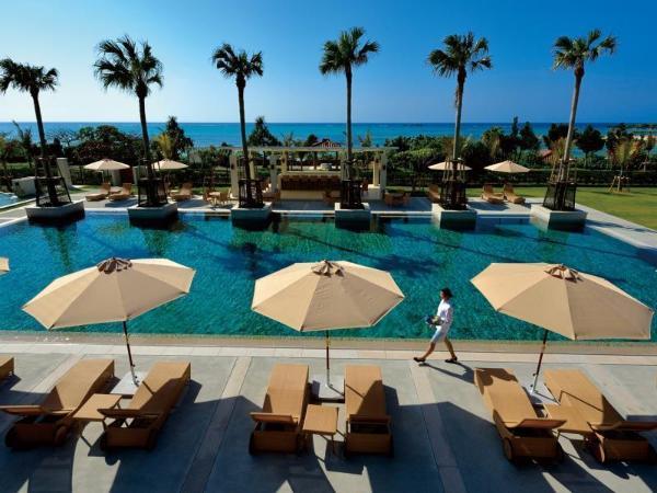 The Uza Terrace Beach Club Villas Okinawa Main island