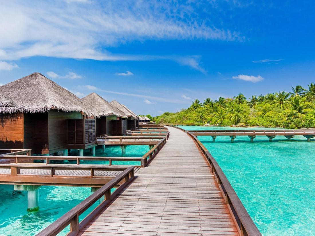 Kết quả hình ảnh cho Sheraton Maldives Full Moon Resort & Spa