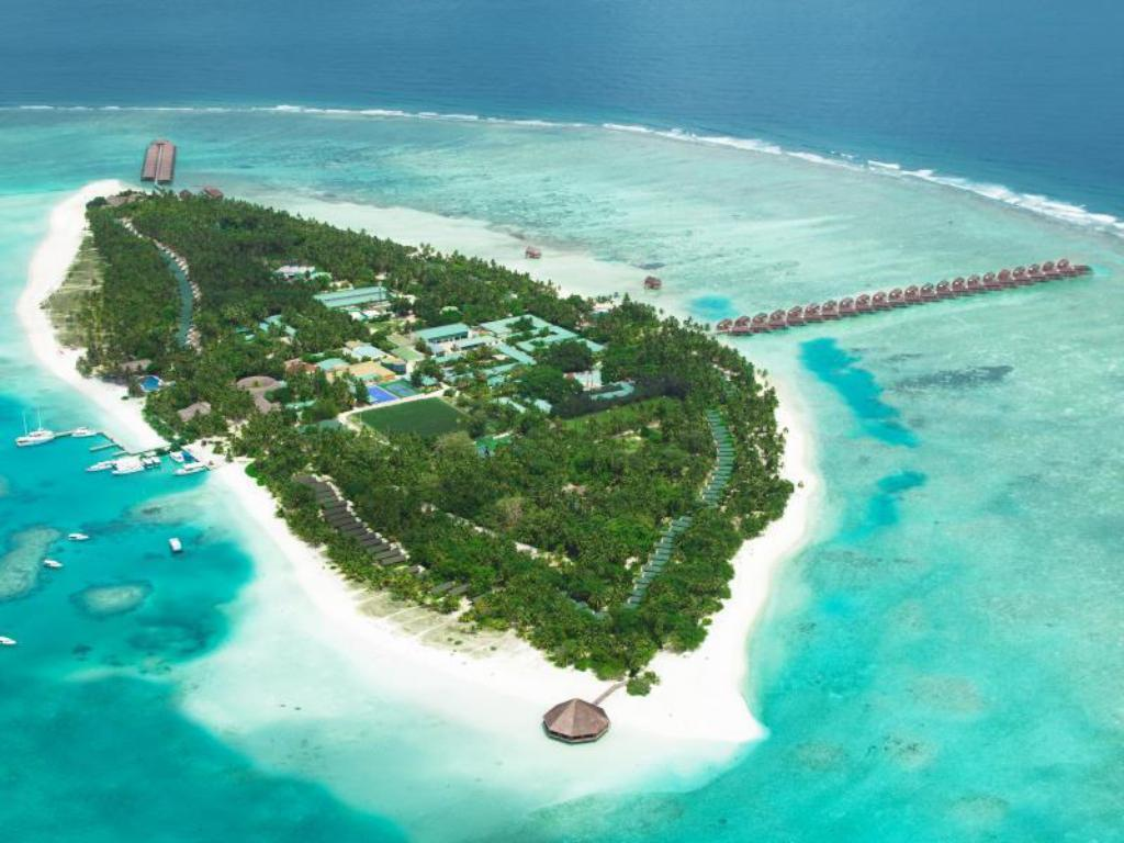 luxury hotel Maldives