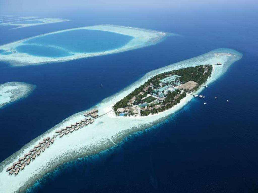 Honeymoon hotel Maldives