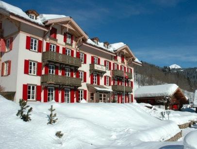 Swiss Historic Hotel du Pillon, Grand Chalet des Bovets, Aigle
