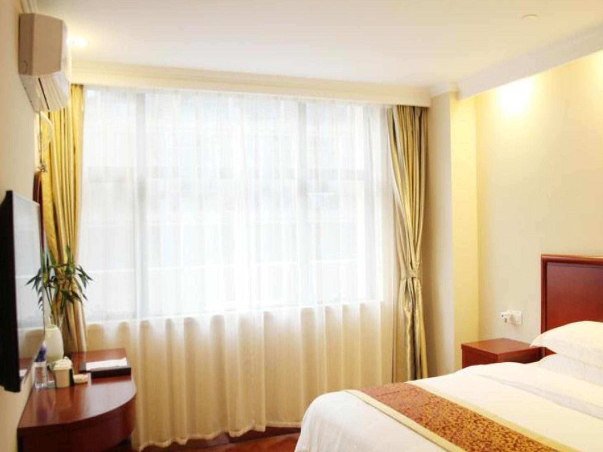 GreenTree Alliance Shandong Yantai Yingchun Street Green Homeland Hotel, Yantai