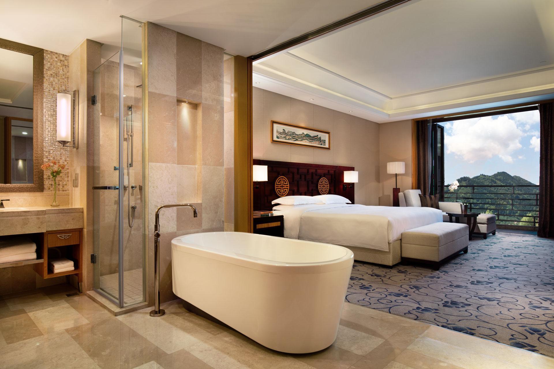 Wutai Mountain Marriott Hotel, Xinzhou