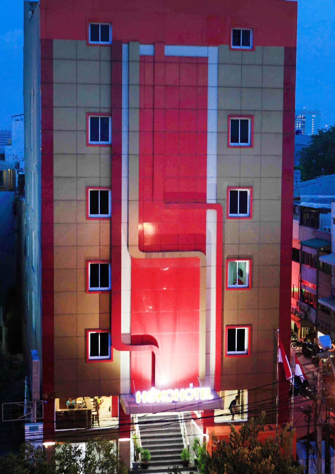 HOKO HOTEL, Jakarta Barat