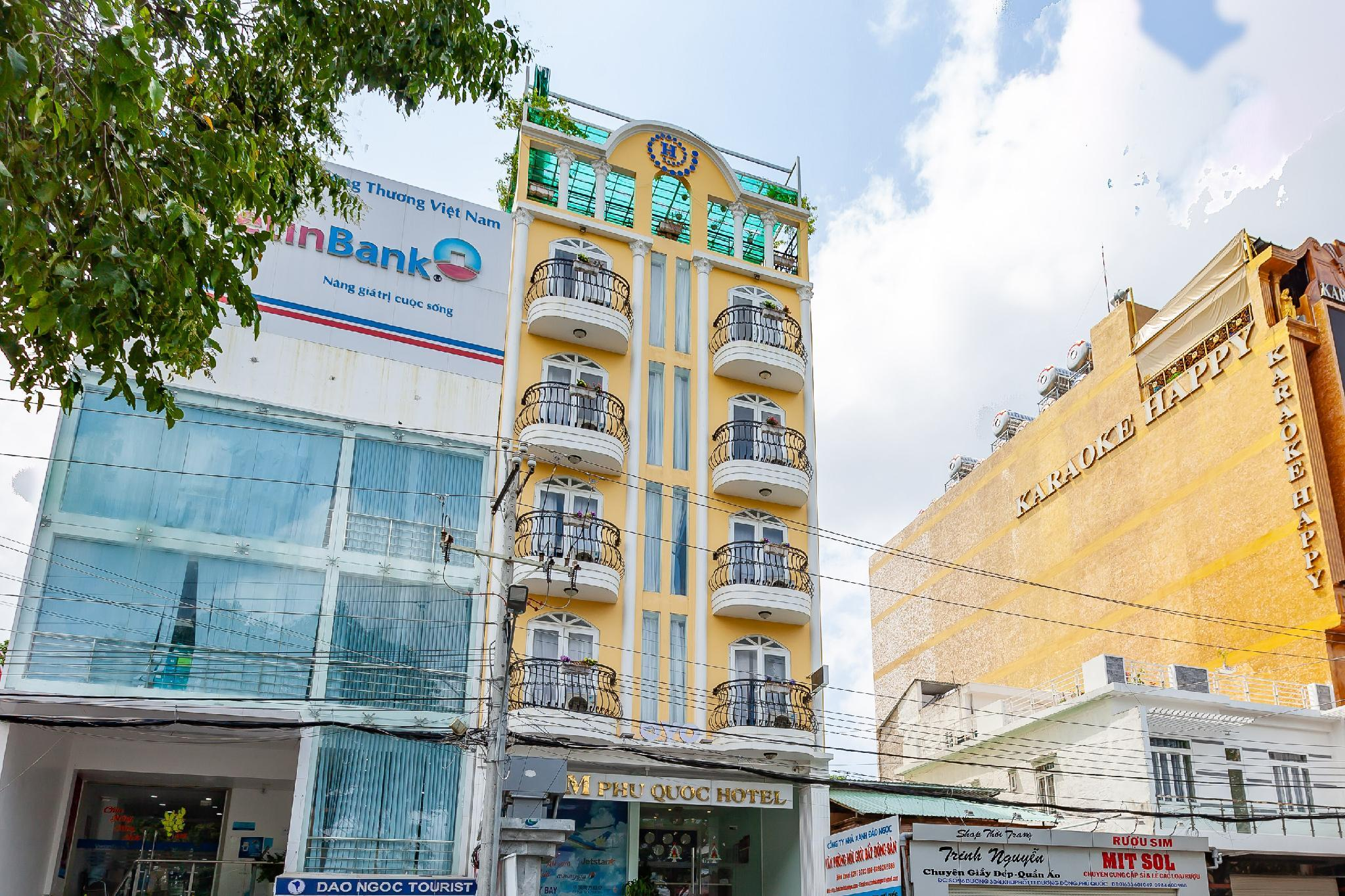OYO 153 L&M Hotel, Phú Quốc