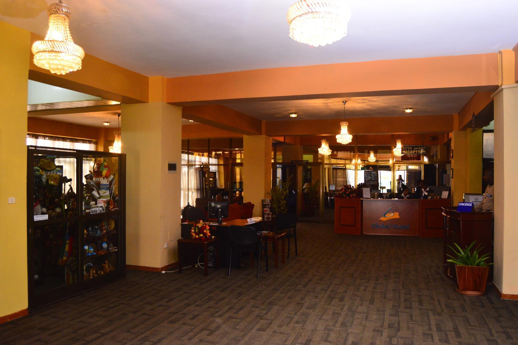 GLobal Hotel, Debub Mirab Shewa