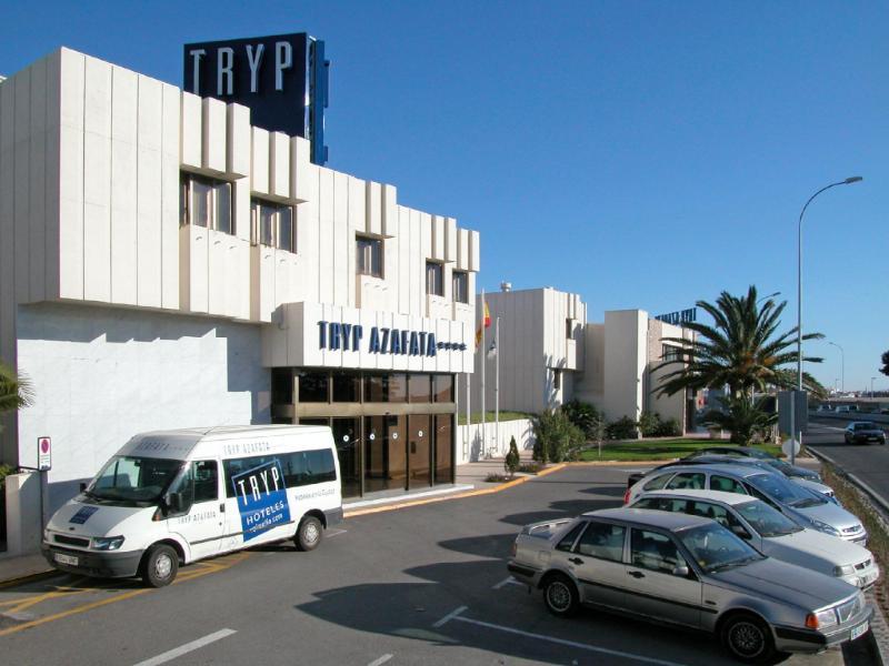 トリップ バレンシア アサファタ ホテル