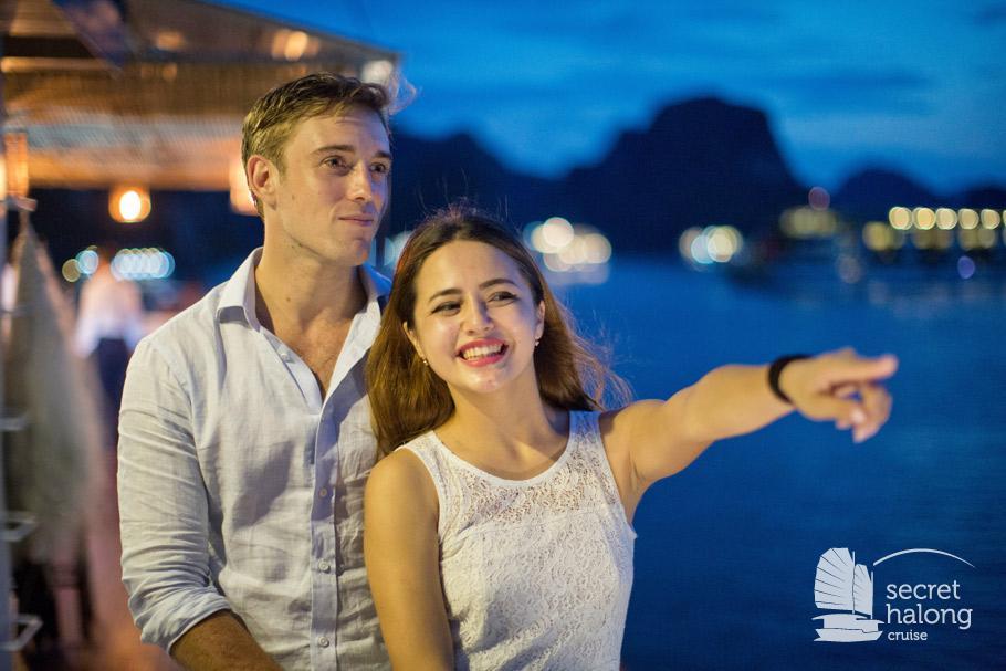 Secret Halong Cruise, Hạ Long