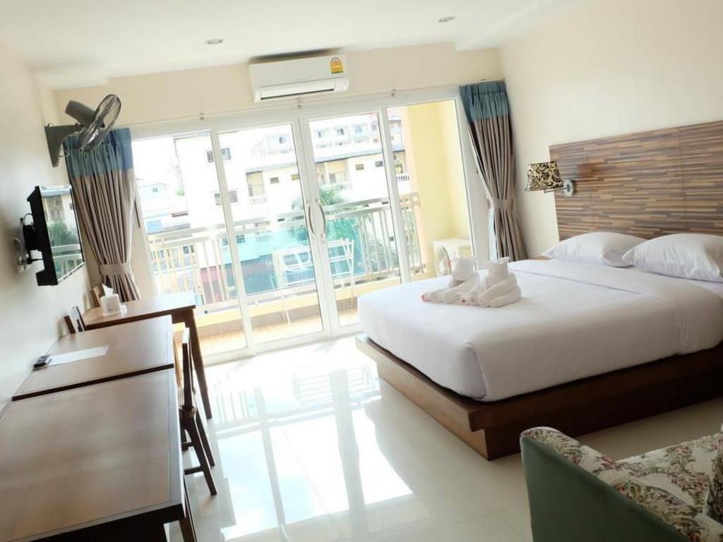 D ホテル パタヤ