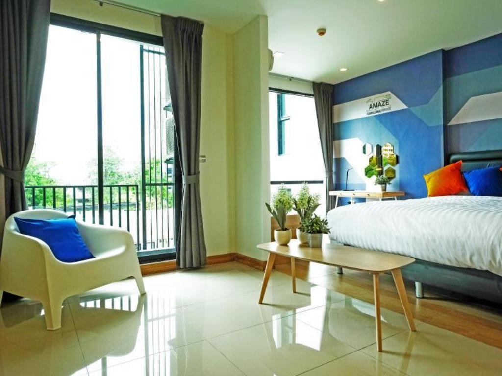 【Sukhumvit Hotel】ホテル アメーズ バンコク(Hotel Amaze Bangkok)