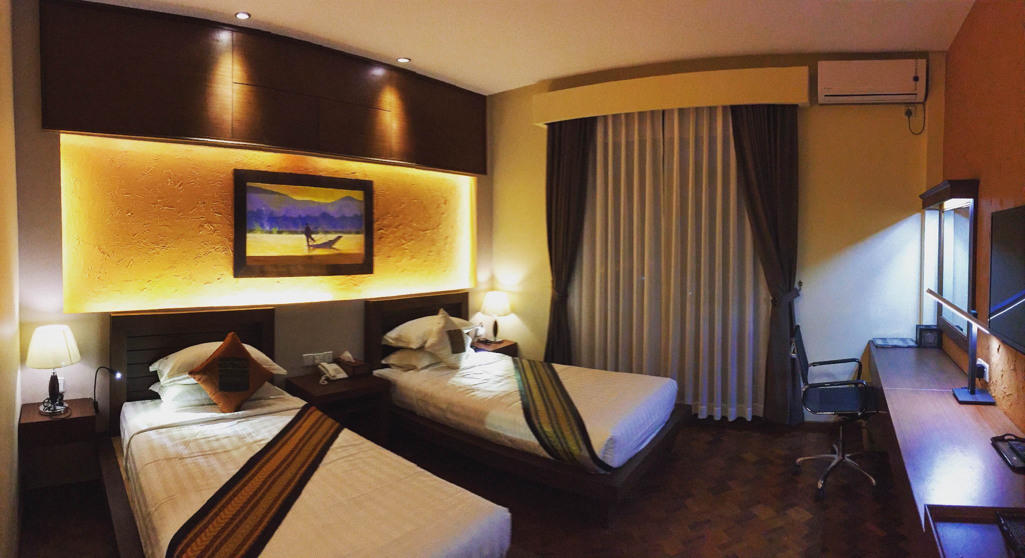 Thousand Island Hotel Inle Lake, Taunggye