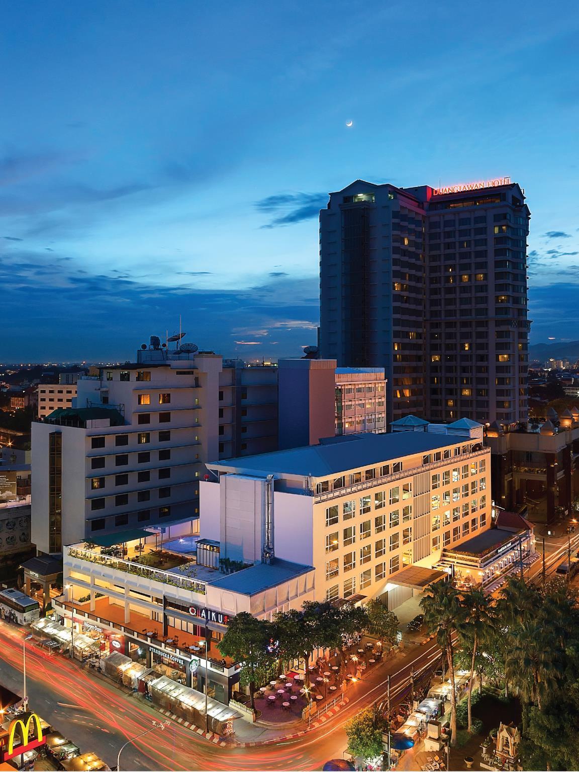 Mövenpick Suriwongse Hotel Chiang Mai, Muang Chiang Mai