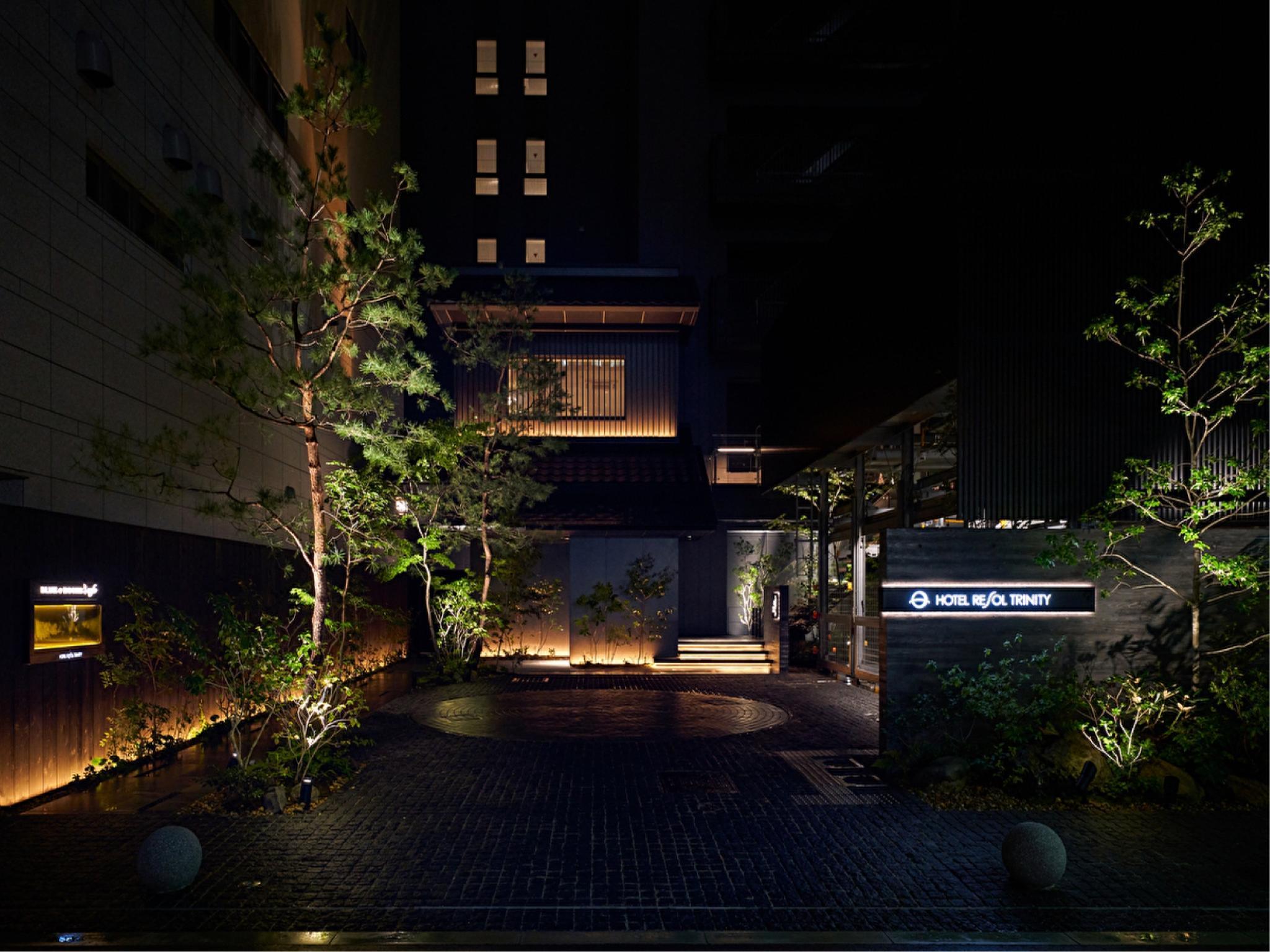 ホテルリソルトリニティ大阪
