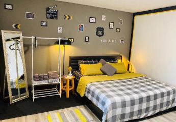 Yellow Cozy at Nimman
