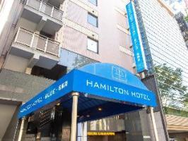 Hamilton Hotel -BLUE- 名駅南